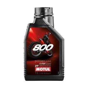 Масло моторное MOTUL 800 2T 1л