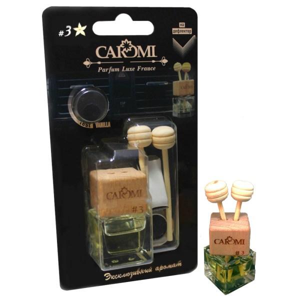 Ароматизатор на дефлектор CAROMI #3 Ваниль