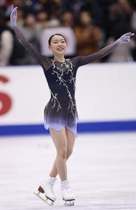 紀平梨花」さんは女子フィギュアスケート界の期待の星 | 団塊世代の我 ...