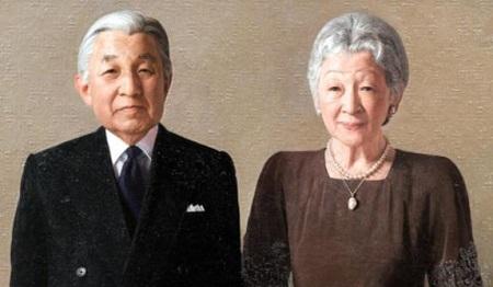 上皇陛下夫妻