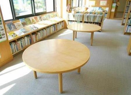 図書館椅子撤去