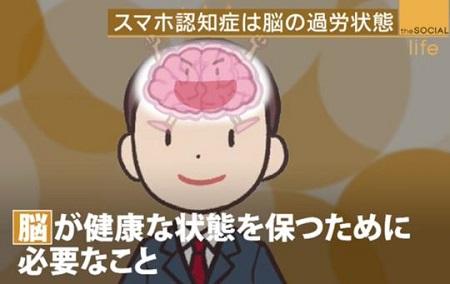 スマホ認知症