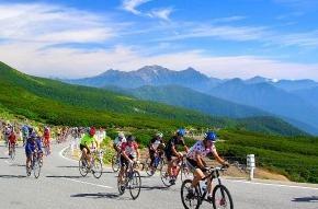 ジャパンアルプスサイクリング