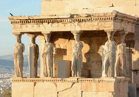 アクロポリス女神像