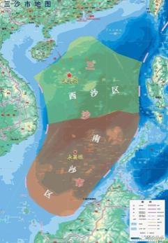 中国が南シナ海に新たな行政区設置