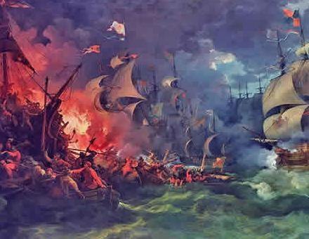 アルマダ海戦