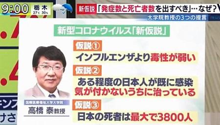 高橋泰コロナ新仮説