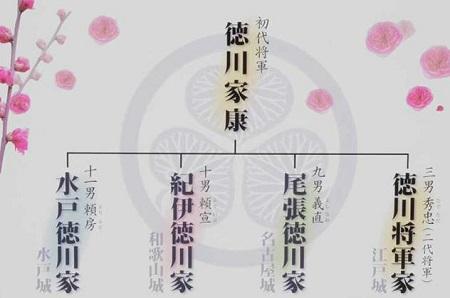 徳川御三家