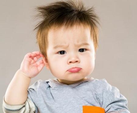 赤ちゃんの耳が聞こえる時期