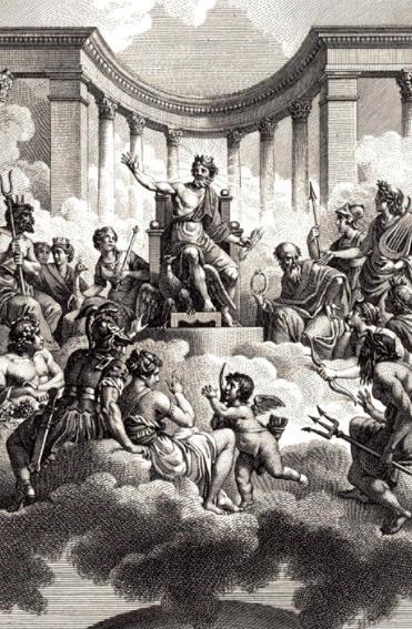 オリュンポス12神