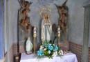Odnowiona kapliczka w Jaśkowicach