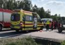 Śmiertelny wypadek na DK44 w Skawinie