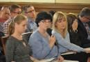 Burzliwa dyskusja na temat ochrony środowiska w Skawinie