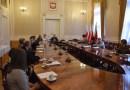 Posiedzenie Wojewódzkiego Zespołu ds. Przeciwdziałania Przemocy w Rodzinie