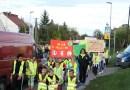 Marsz Odblaskowy w Jaśkowicach