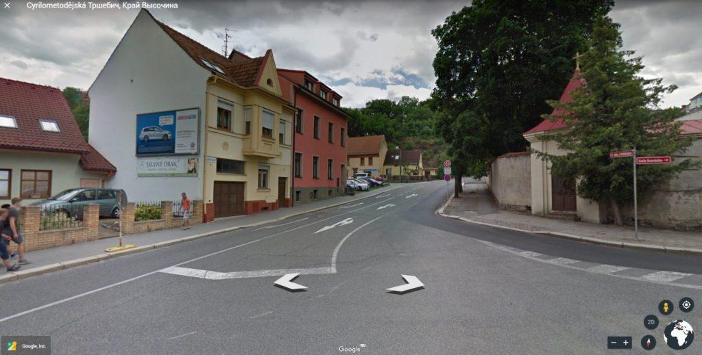 Тршебич, Чехия