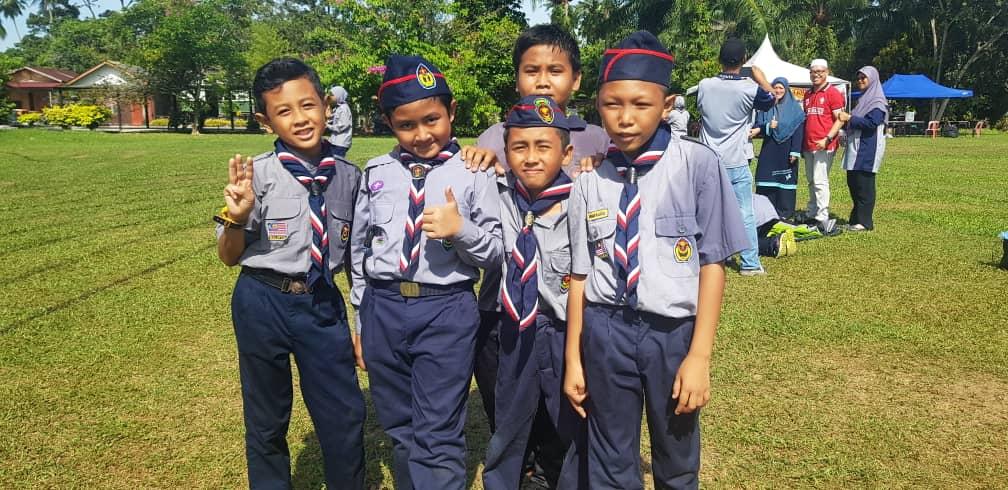 Perkhemahan Ketua Enam Sekawan Pengakap Kanak-kanak