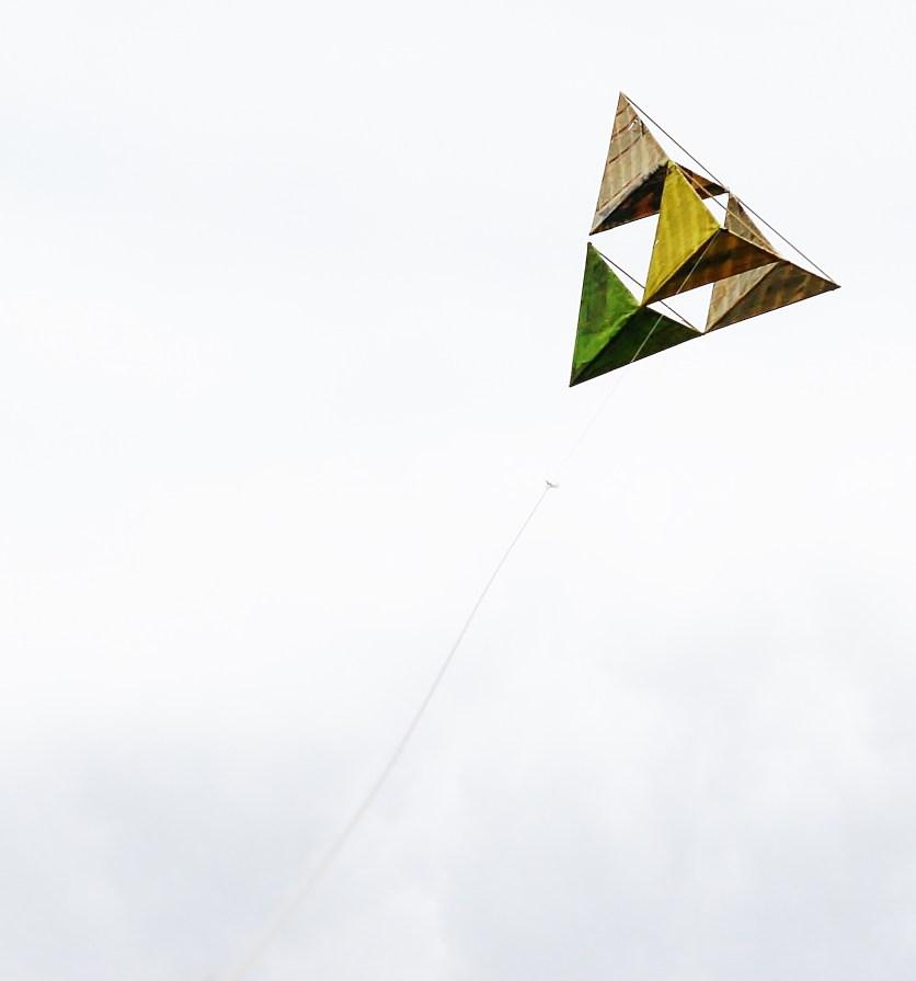 Lets go fly a kite.