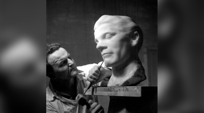 VOJIN BAKIĆ – autentični moderni umjetnik, iskonski kipar
