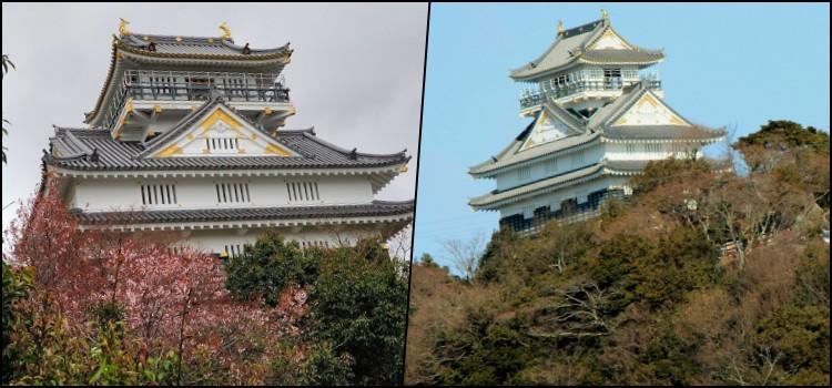 Lâu đài Gifu - lịch sử và những điều kỳ lạ