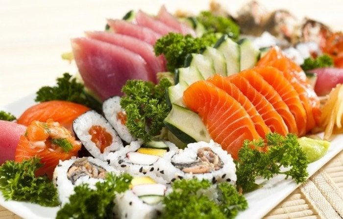 Os 10 Tipos de peixes mais consumidos no Japão - sushi culinaria japonesa 1