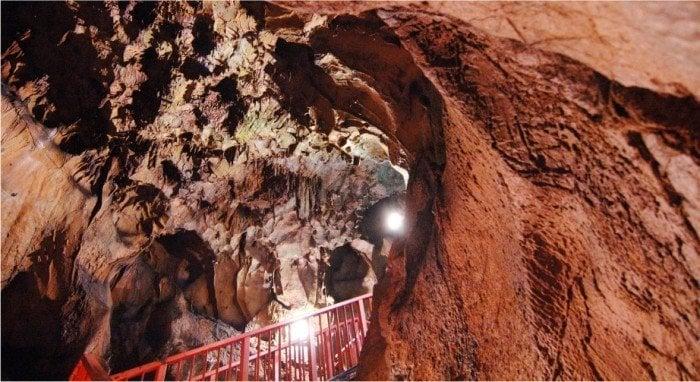 Caverna Fujido [不二洞探検] - caverna fujido 1