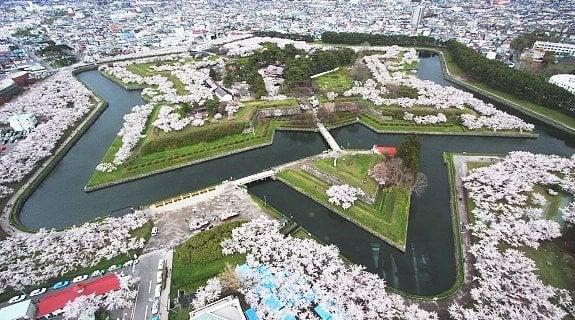 Hokkaido guide - sapporo, hakodate and otaru and asahikawa goryokaku