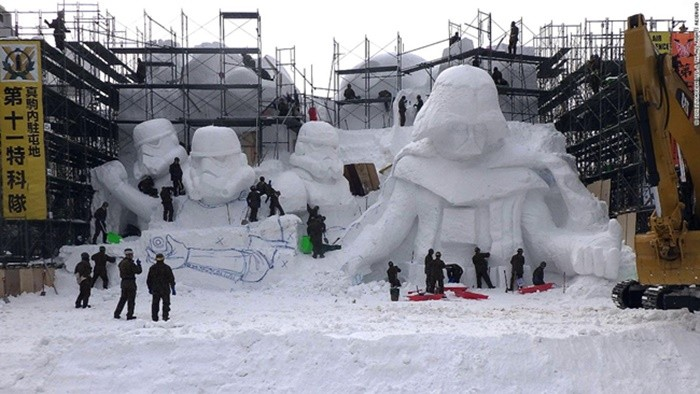 Festival de neve