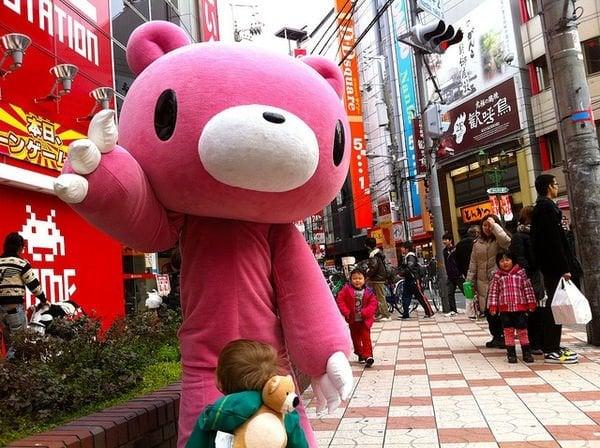 Diferenças entre Jogos, filmes e mídias japonesas com ocidentais - gloomy bear 307 1