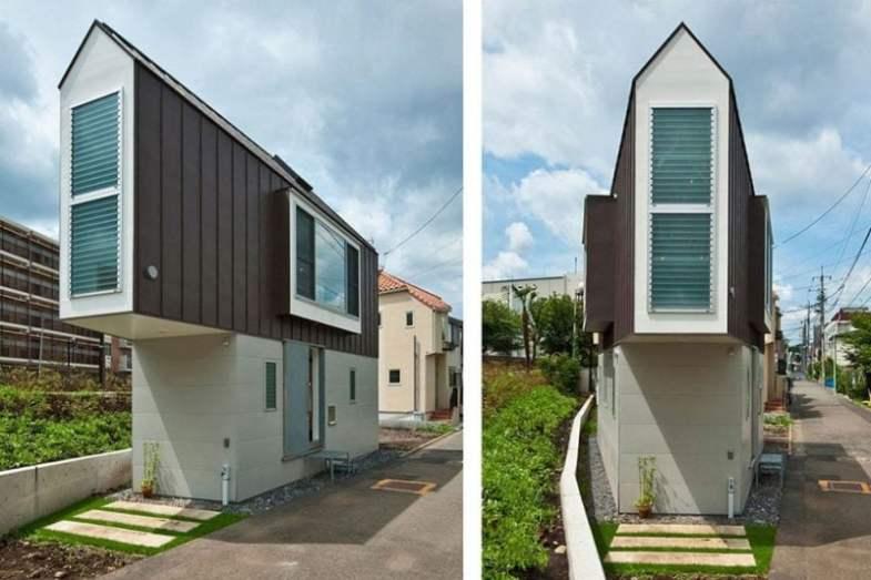 Casas no Japão