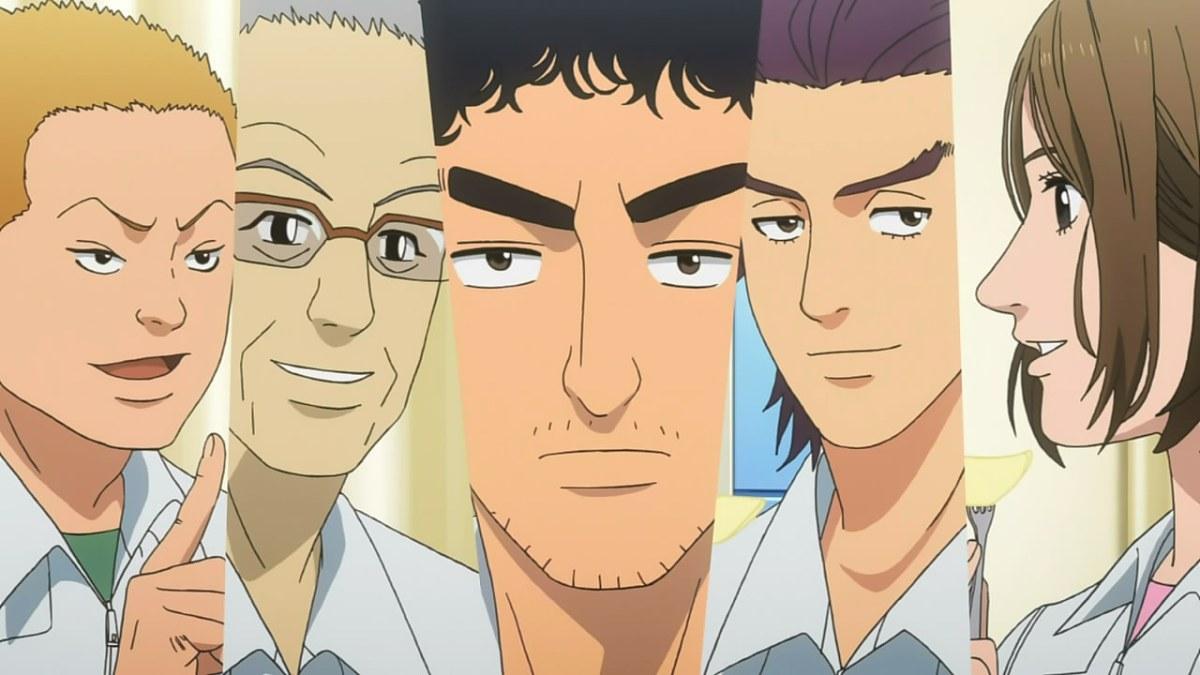 Animes para assistir antes de morrer - Uchuu Kyoudai 6