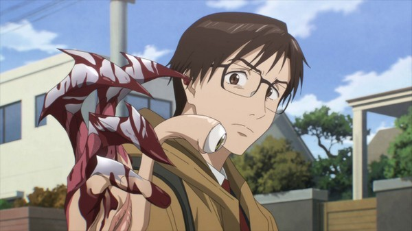 Animes de ação - Melhores animes com lutas e confrontos - anime kiseijuu 2