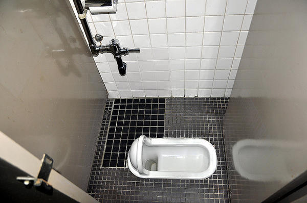 日本のバスルーム-日本のトイレの優位性