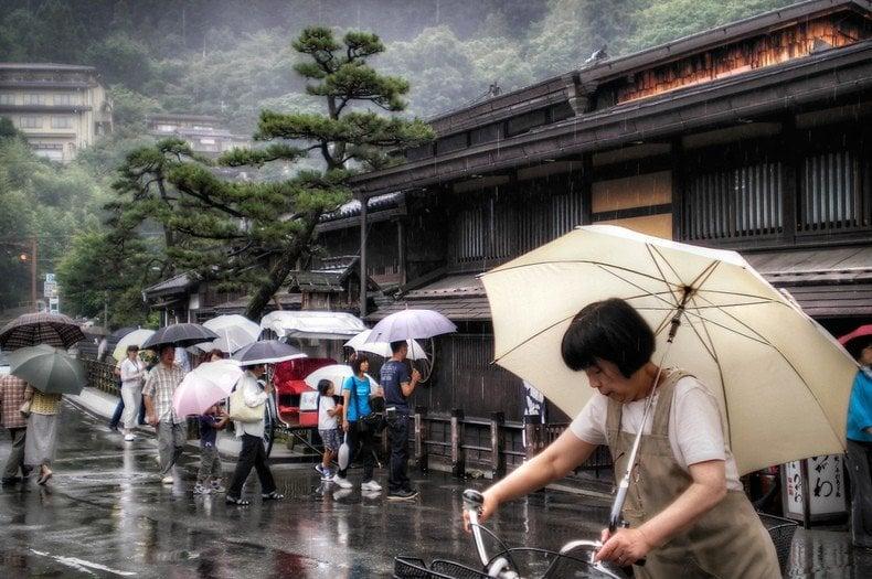 Regras exclusivas de espaços públicos japoneses 1