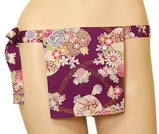 Fundoshi - Pra que usar calças? - fundoshi feminino 1