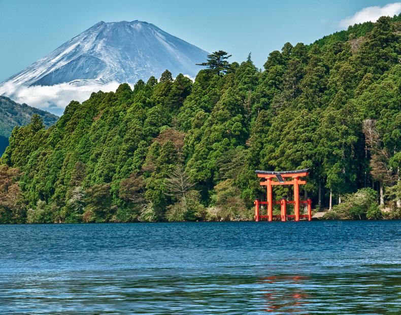 Hakone - Cidades pequenas do Japão perfeitas para visitar