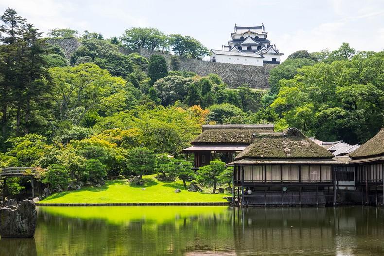 Hikone - pequeños pueblos de japón perfectos para visitar