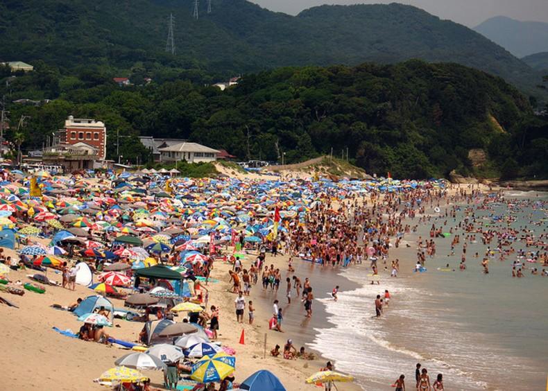 Obon: lễ hội của người chết ở Nhật Bản