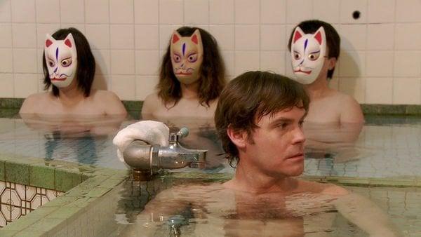 Paixões e estereótipos - coisas que descrevem os japoneses - onsen mascaras 11