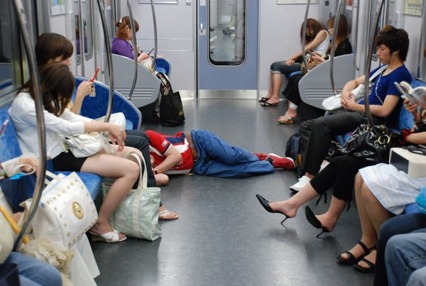 Dificuldades que os turistas enfrentam no japão