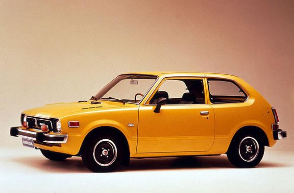 Honda Civic 1975