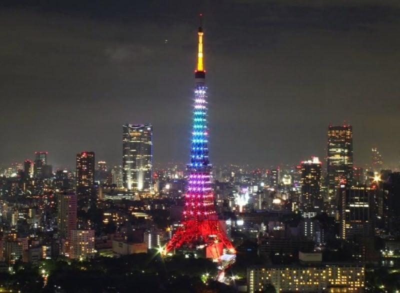 A Torre de Tóquio / 東京タワー / Tokyo Tower 1