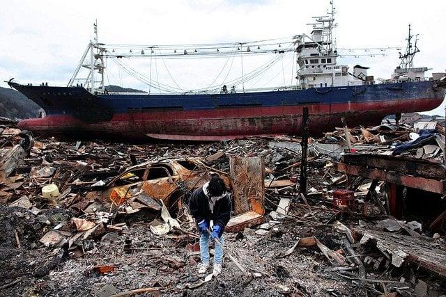 Os 10 piores terremotos do japão
