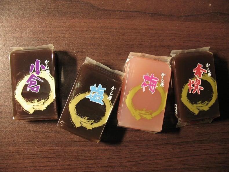O que é Yokan? - 羊羹 Conheça e aprenda a fazer - yokan doce japones 2