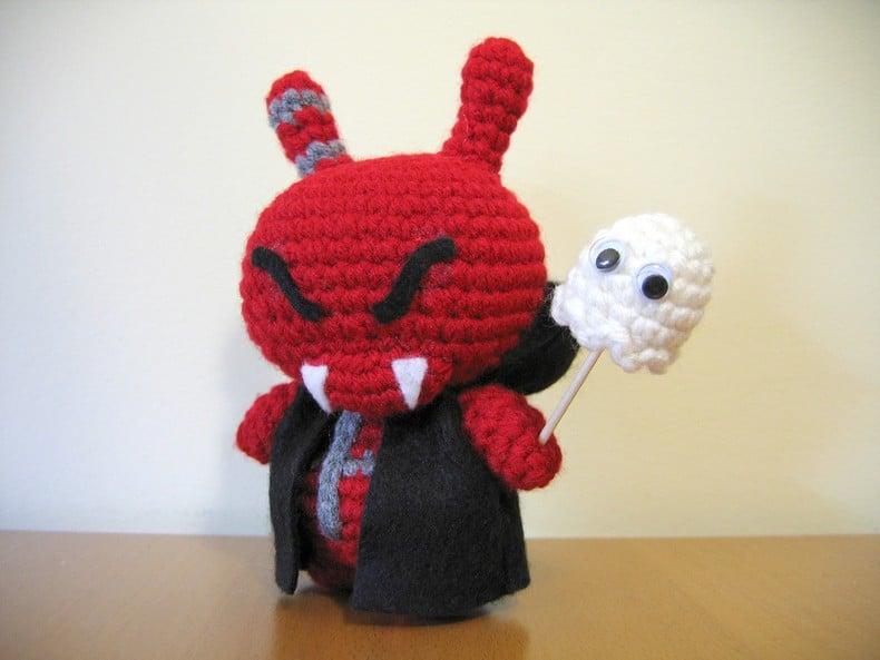 Amigurumi - Arte de tricotar