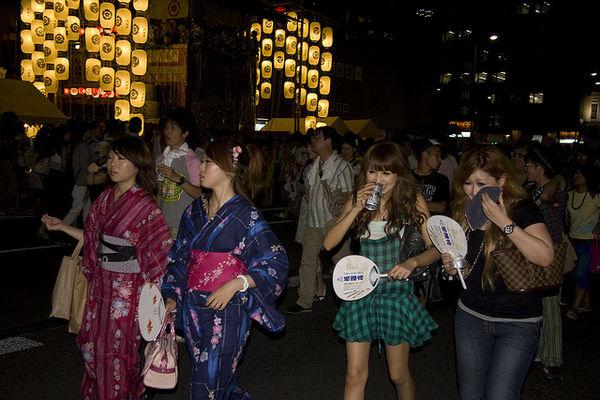 Gion Matsuri - kyoto girls 261 1