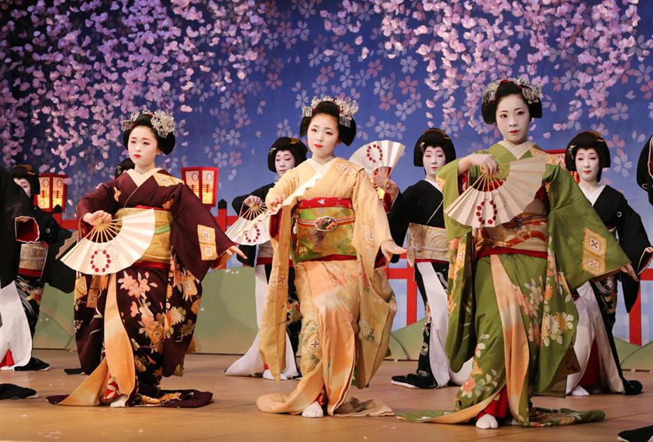 Hanamachi - Distritos Gueixa em Kyoto - 130325kitano3 7
