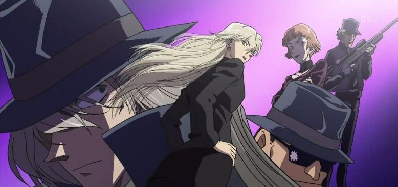 名探偵コナン - Meitantei Conan - Detective Conan - Black Organization Detective Conan 1
