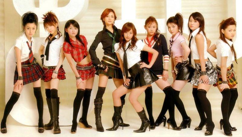 Conheça um pouco as Idols japonesas 1