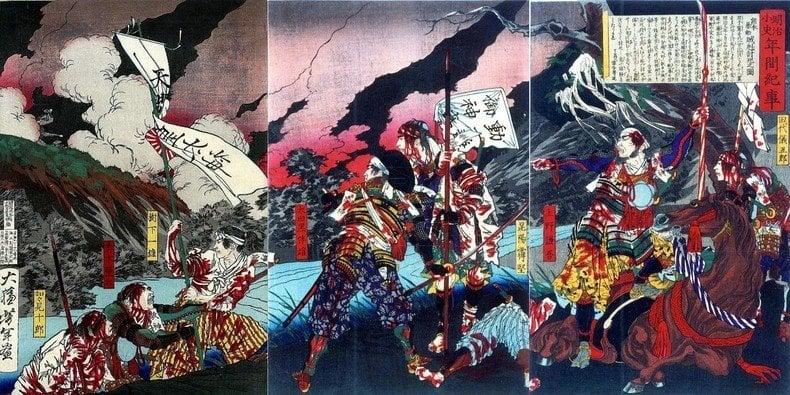 The 10 japanese martial arts + ninjutsu list[忍術] - ninja martial art